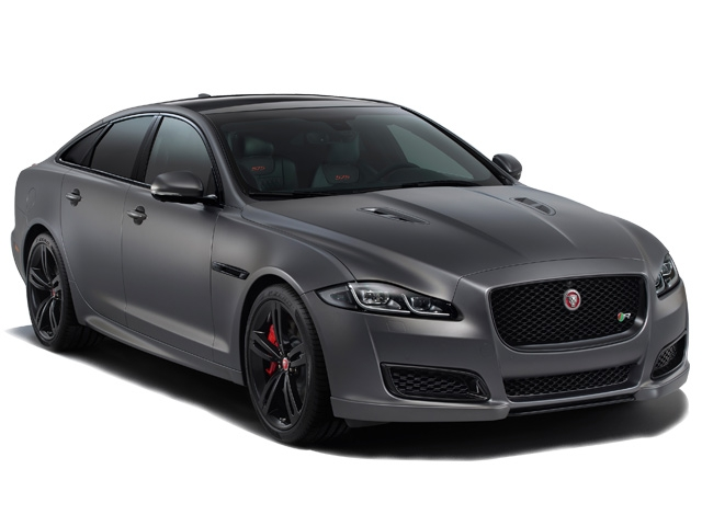 New Jaguar XJ L
