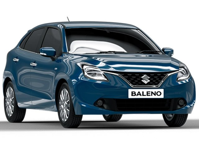 New Maruti Suzuki Baleno