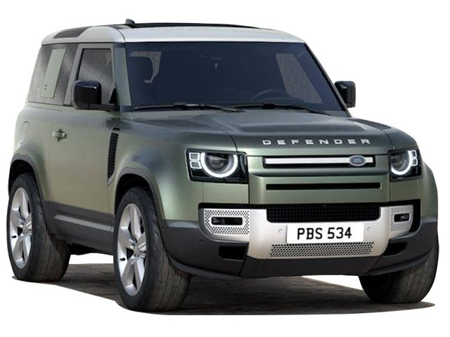 New Land Rover Defender