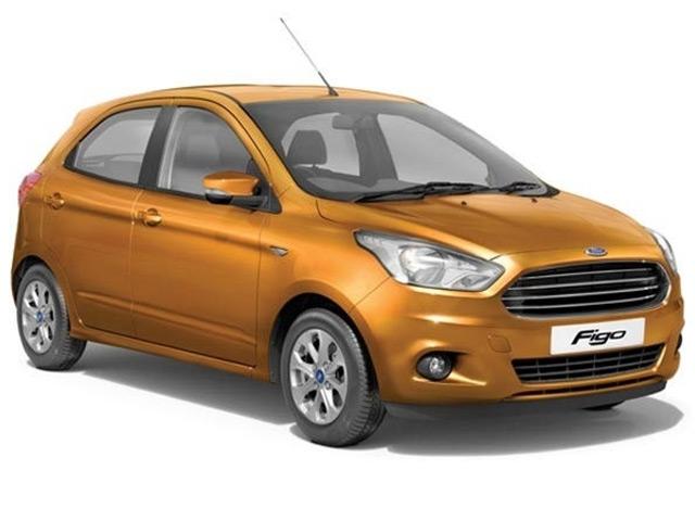 New Ford Figo