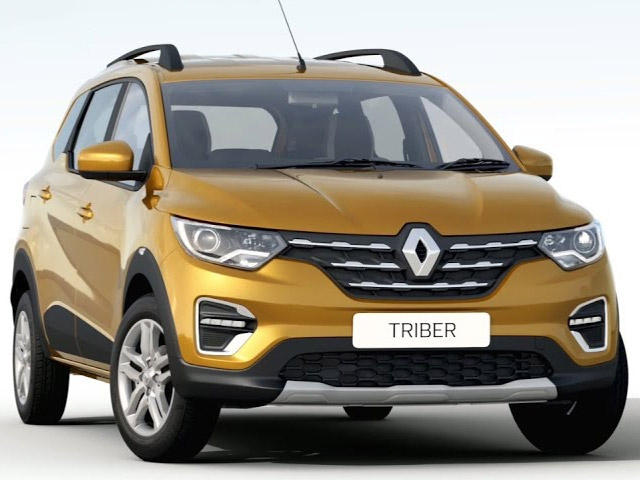 New Renault Triber