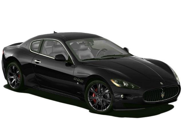 New Maserati GranTurismo