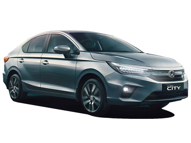 New Honda All New City
