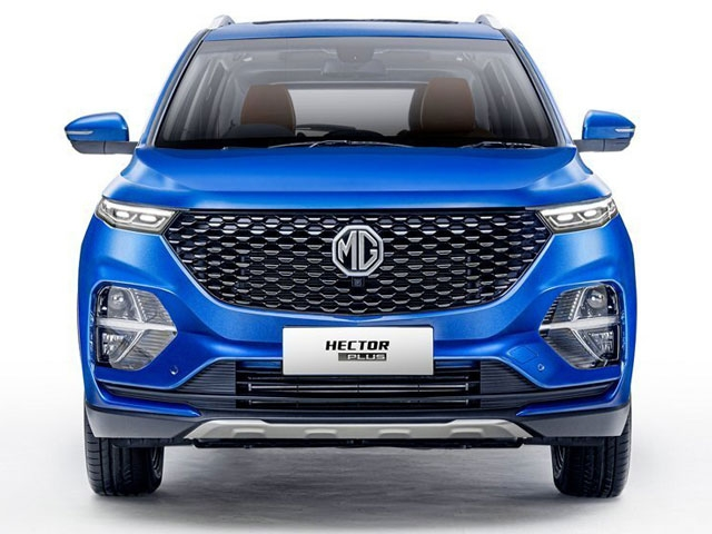 New MG Hector Plus
