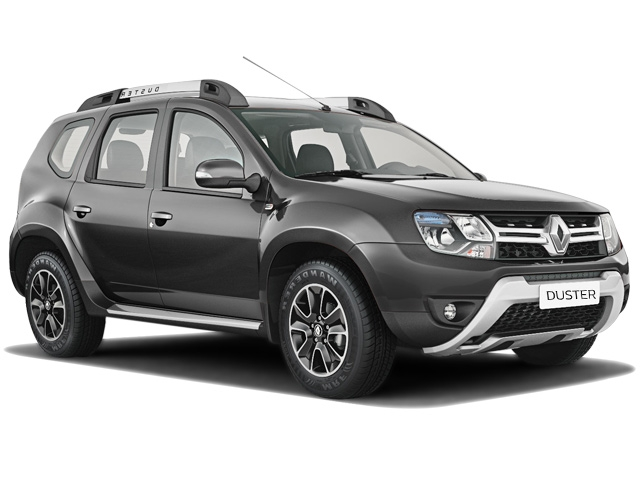 Renault Duster 110 PS Sandstorm Edition
