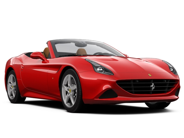 New Ferrari California