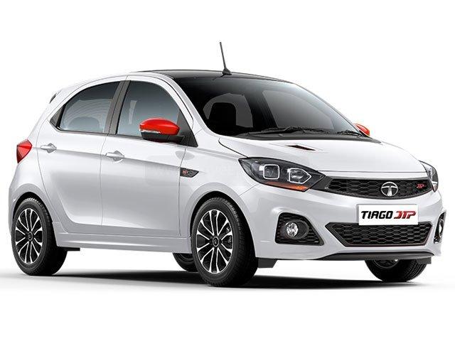 New Tata Tiago JTP