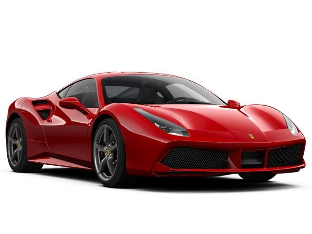 New Ferrari 488