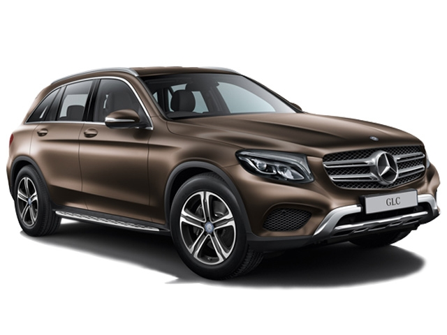 New Mercedes Benz GLC