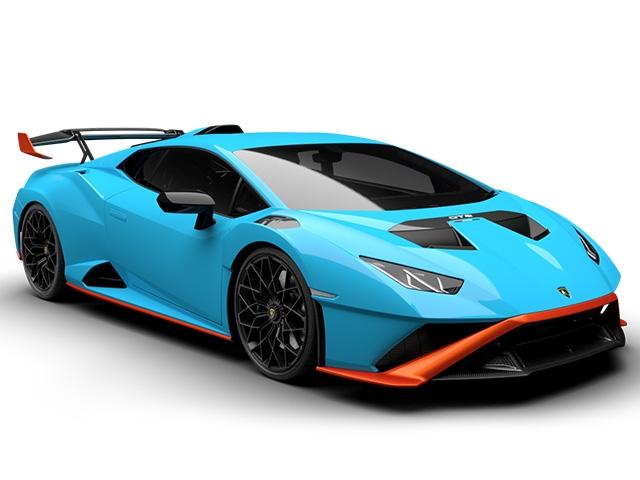 LamborghiniHuracan STO