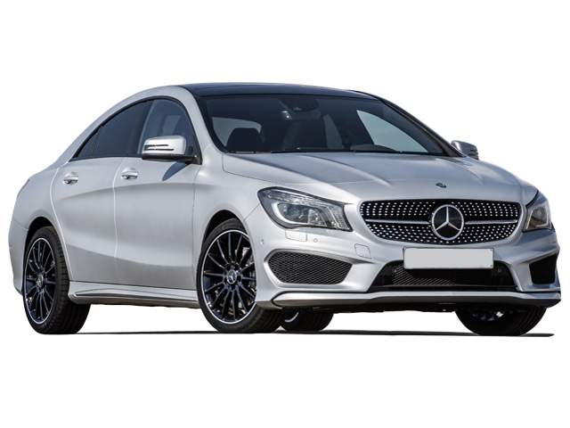 New Mercedes Benz CLA