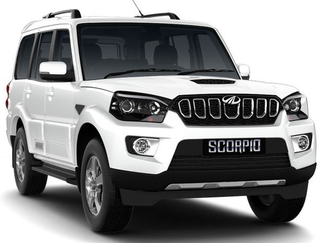 Mahindra Scorpio S7 140 2wd Price Features Specs Review