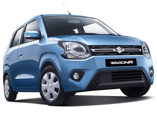 Maruti SuzukiWagon R