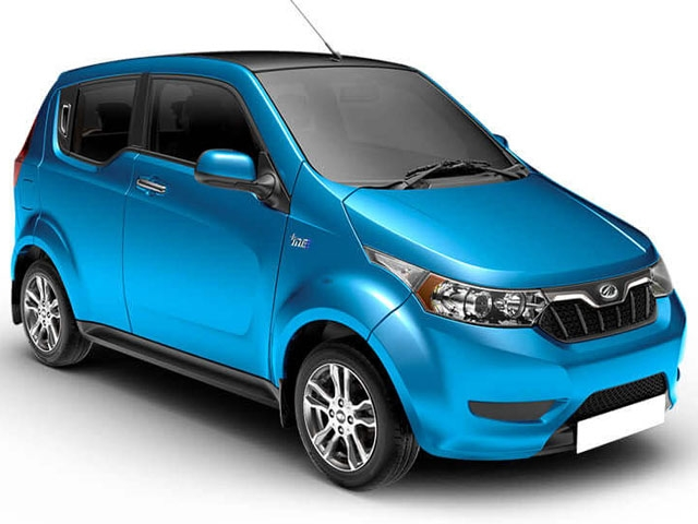 New Mahindra E2o Plus