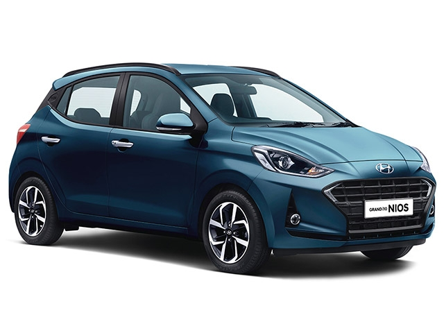 New Hyundai Grand i10 Nios