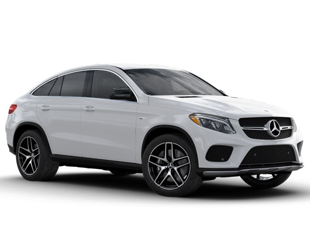 New Mercedes Benz GLE Coupe