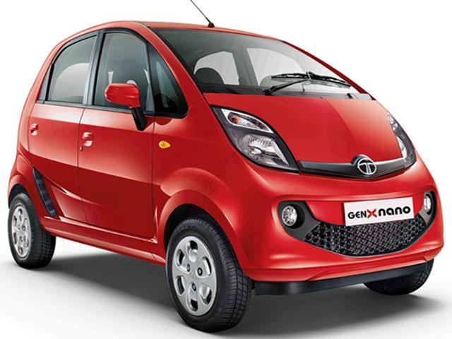 New Tata Nano GenX