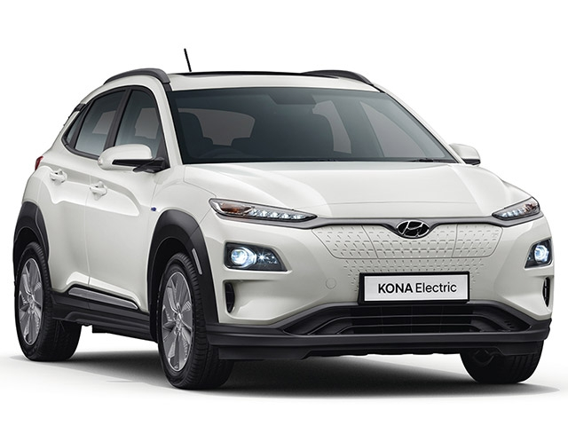 New Hyundai Kona Electric