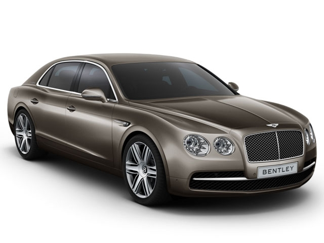 New Bentley Continental Flying Spur