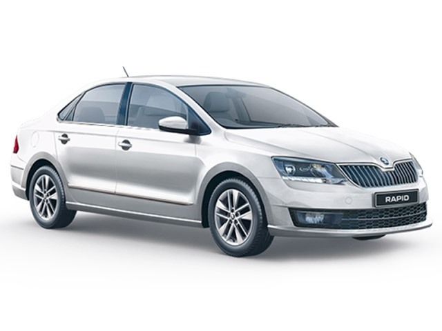 New Skoda Rapid TSI