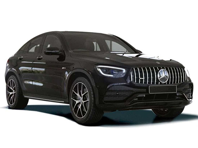 New Mercedes Benz AMG GLC 43 Coupe