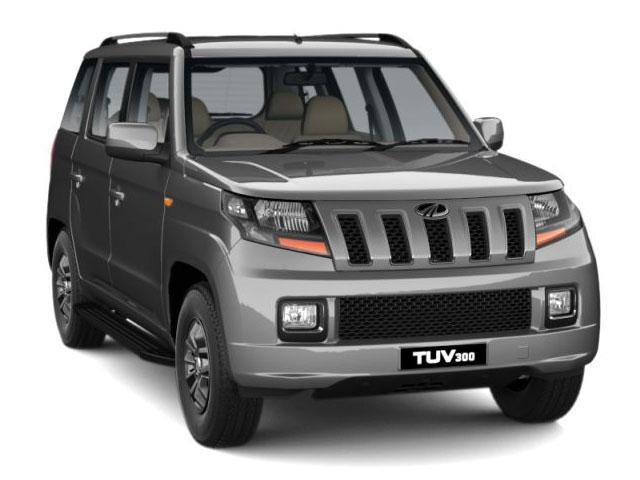 New Mahindra TUV300