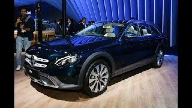 Mercedes BenzE-Class All Terrain