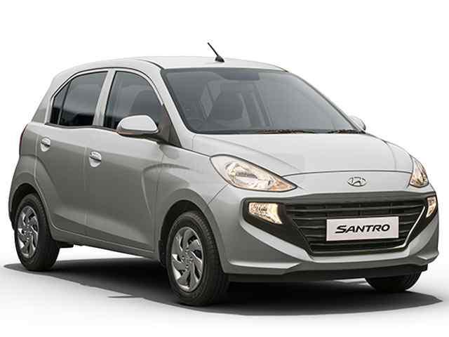 Hyundai Santro Emi Calculator Emi Starts At Rs 7 994 Down