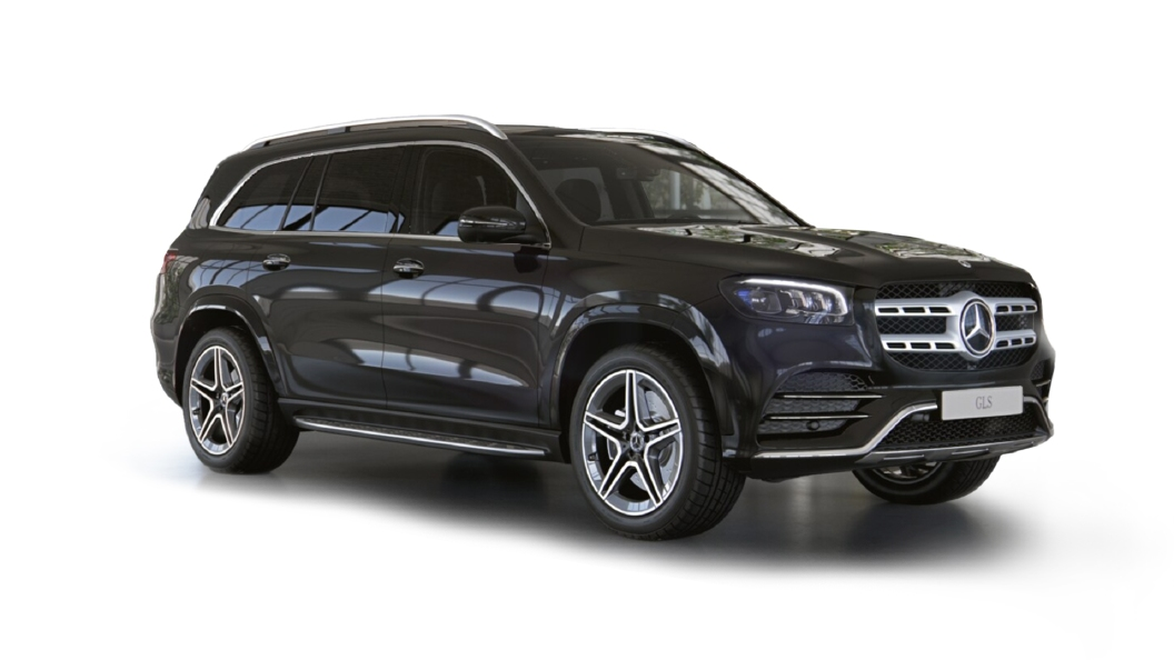 Mercedes Benz  GLS Obsidian Black Colour