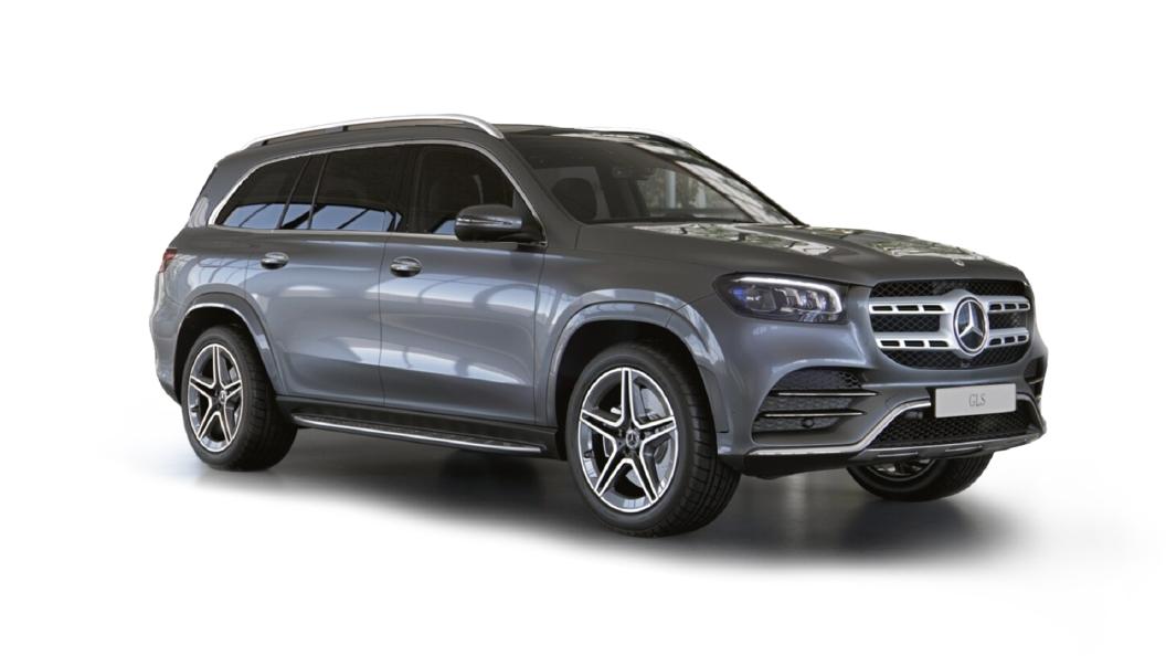 Mercedes Benz  GLS Selenite Grey Colour