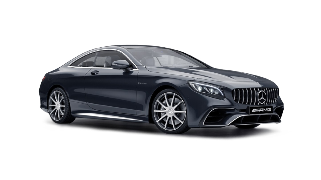 Mercedes Benz  S-Coupe Anthracite Blue Colour