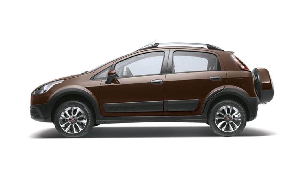 Fiat  Avventura Bronzo Tan Colour