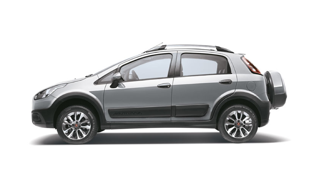 Fiat  Avventura Minimal Grey Colour