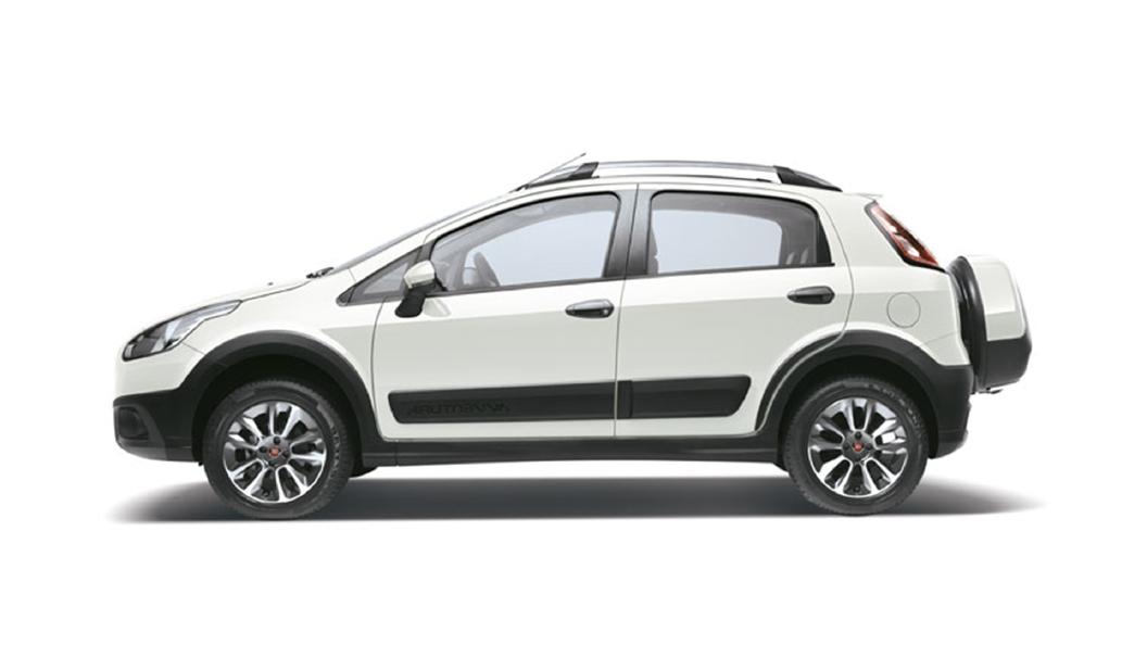 Fiat  Avventura Vocal White Colour