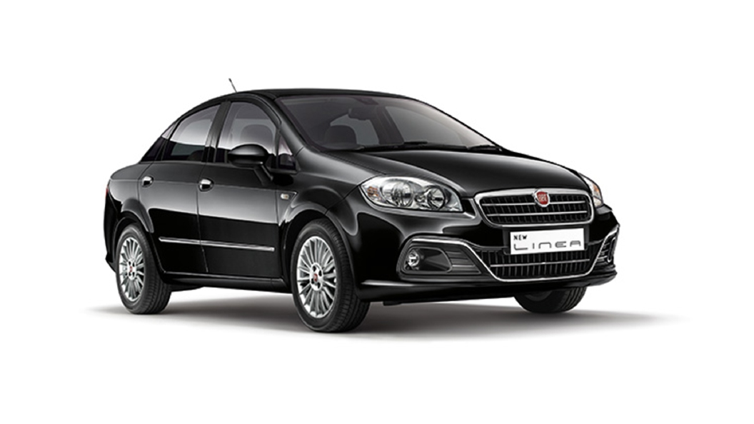 Fiat  Linea Hip Hop Black Colour