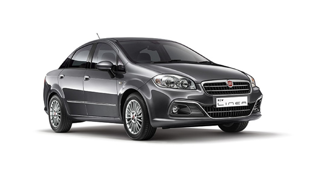 Fiat  Linea Magnesio Grey Colour