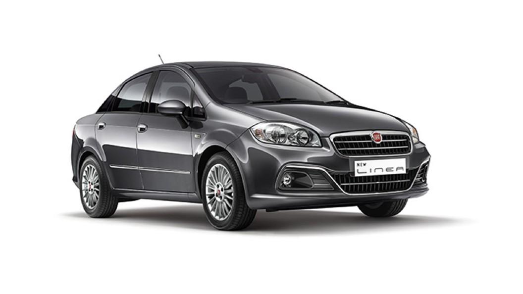 Fiat  Linea Magnesio Grey Colour