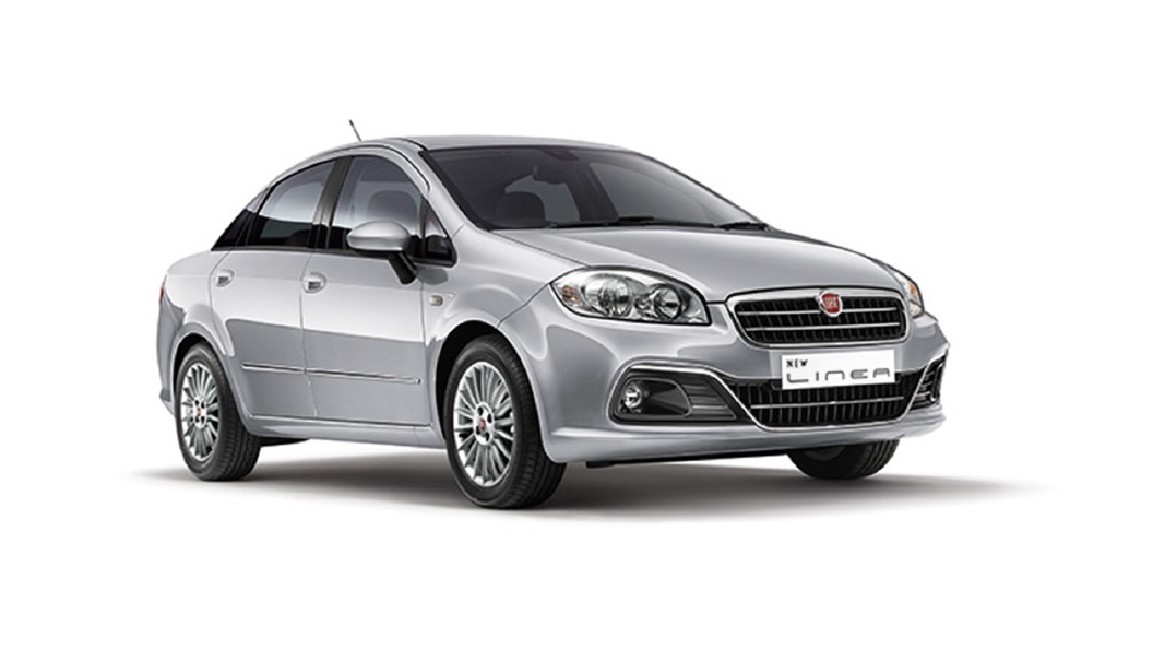 Fiat  Linea Minimal Grey Colour