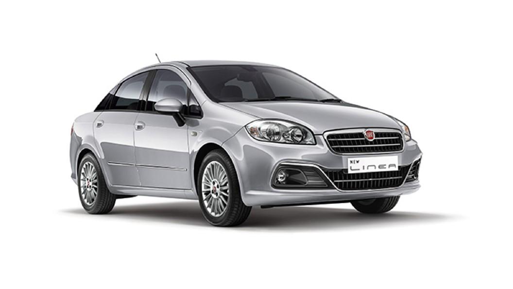 Fiat  Linea Minimal Grey Colour
