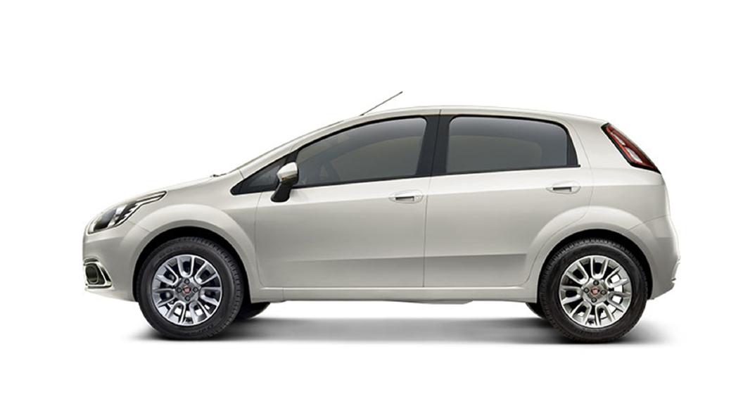 Fiat  Punto Evo Bossanova White Colour