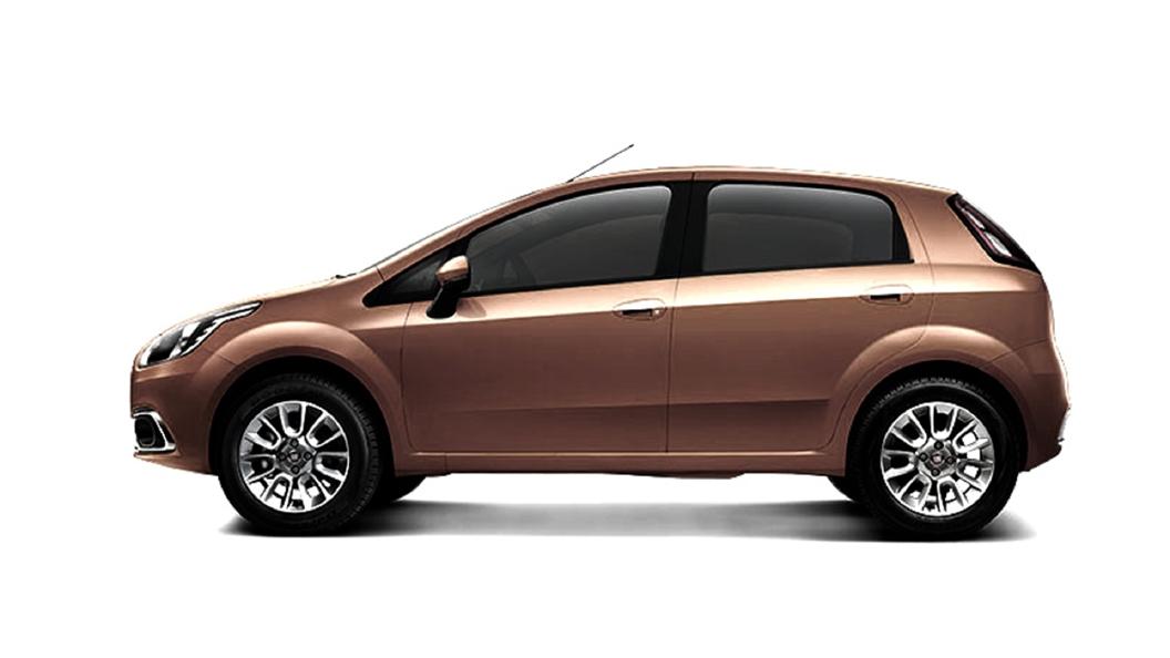 Fiat  Punto Evo Bronzo Tan Colour