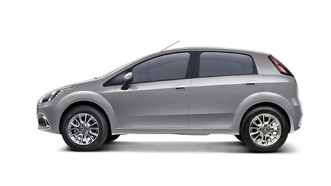 Fiat  Punto Evo Minimal Grey Colour