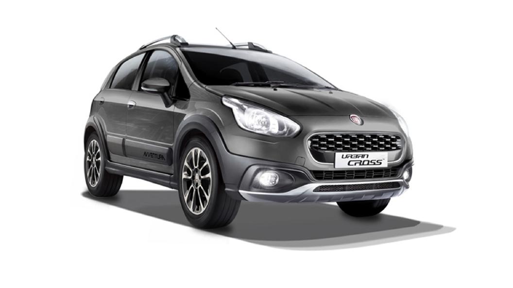 Fiat  Urban Cross Magnesio Grey Colour