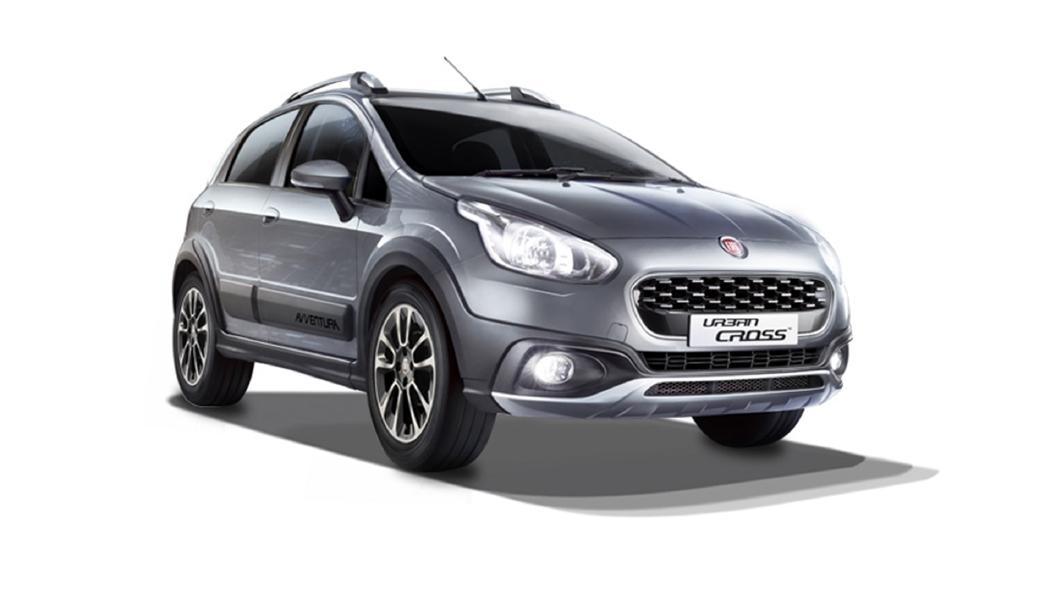 Fiat  Urban Cross Minimal Grey Colour