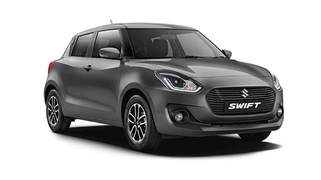 Maruti Suzuki  Swift Metallic Magma Grey Colour