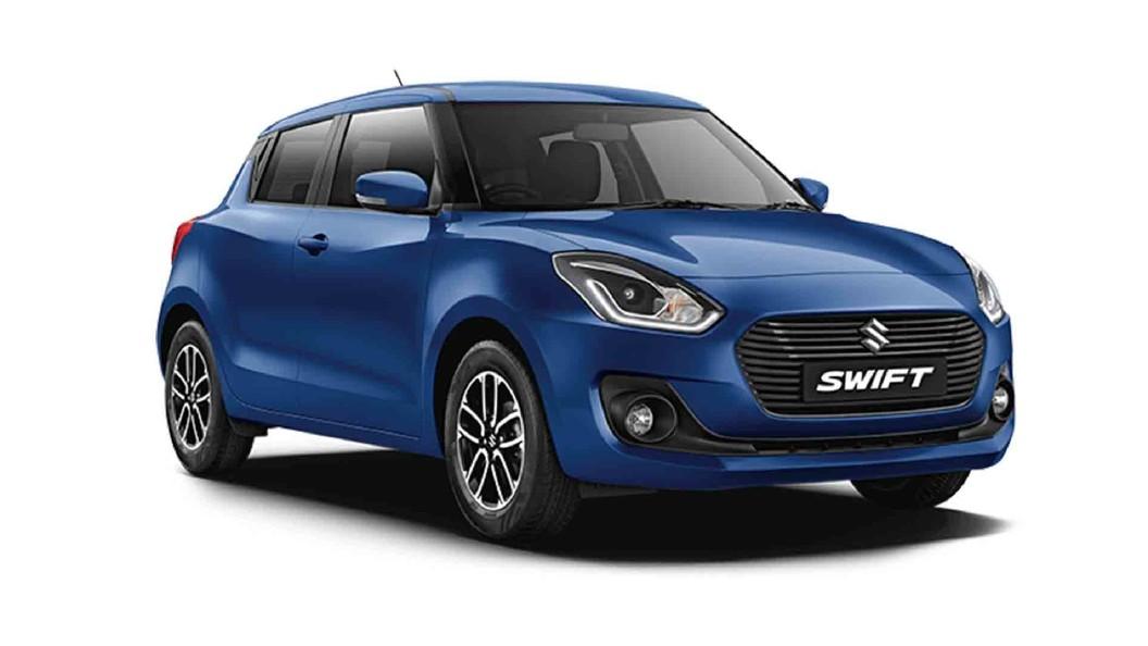 Maruti Suzuki  Swift Pearl Metallic Midnight Blue Colour