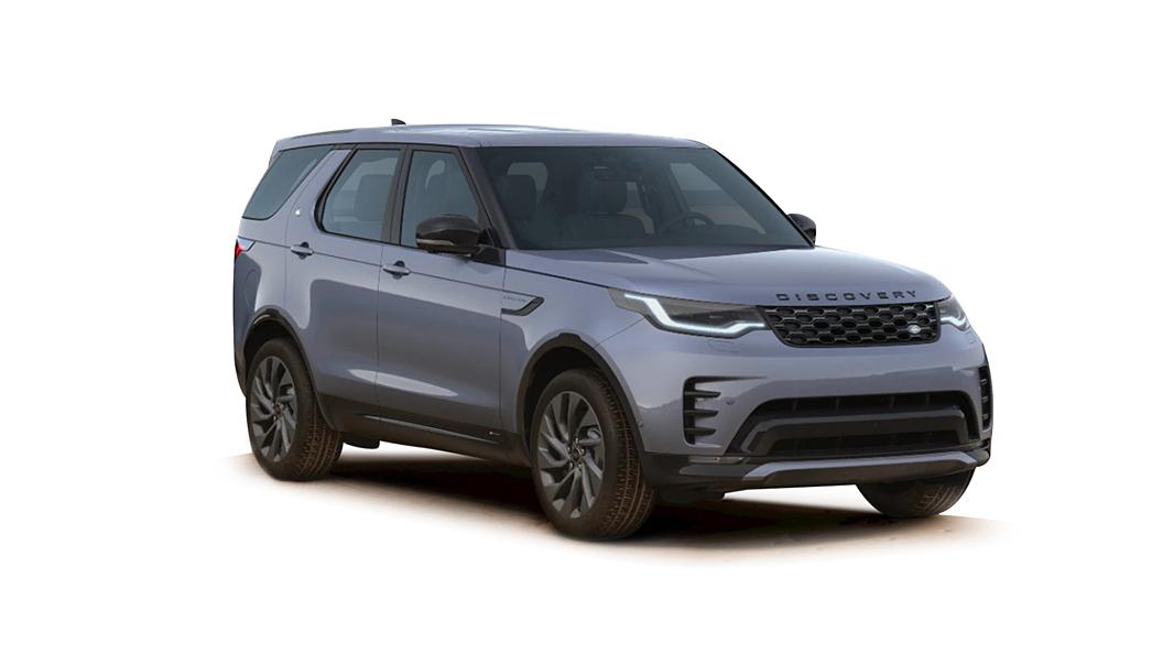 Land Rover  Discovery Byron Blue Metallic Colour