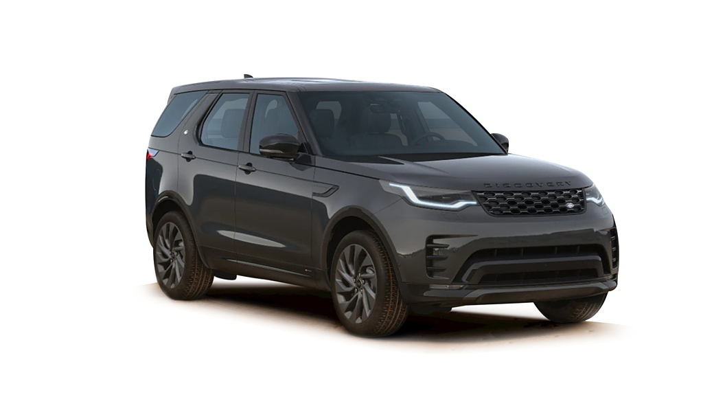 Land Rover  Discovery Carpathian Grey Metallic Colour