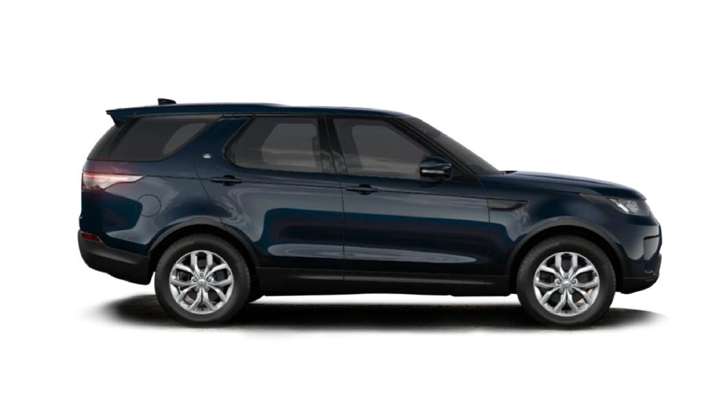 Land Rover  Discovery Farallon Black Metallic Colour