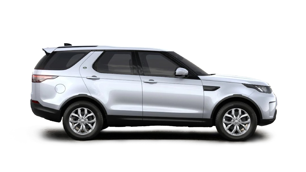 Land Rover  Discovery Indus Silver Metallic Colour